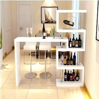 Meja Mini Bar Untuk Santai-santai