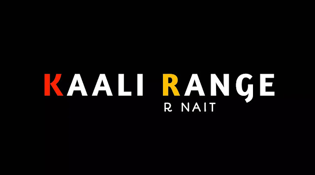 Kaali Range R Nait | Whatsapp Status Video | New Punjabi Song 2020