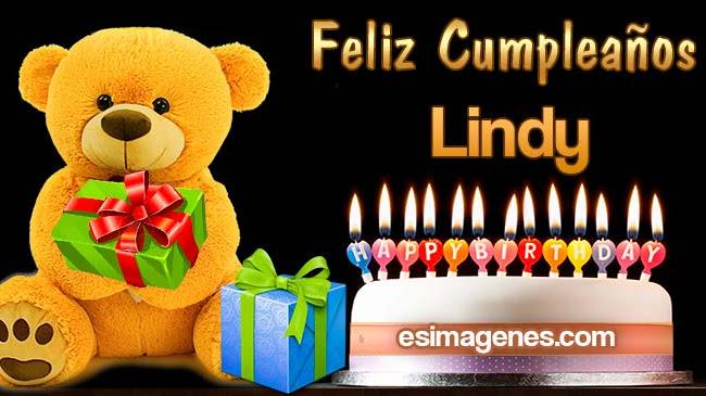 Feliz Cumpleaños Lindy