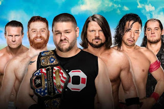 WWE Money in the Bank 2017: Live Stream, WWE Network Start Time and Match Card