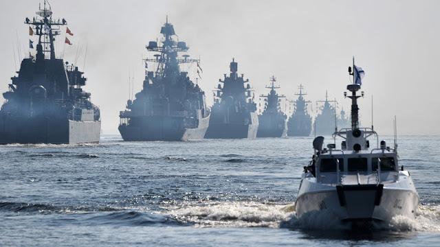 Rusiya donanması Suriyaya neft daşıyan İran tankerlərini qoruyacaq