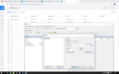 Cara Upgrade Firmware Access Point Unifi Via SSH