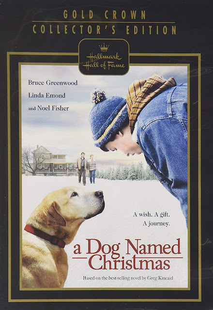 Hallmark Hall of Fame's A Dog Named Christmas Movie DVD