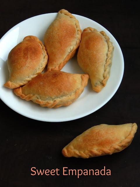 Sweet Empanada, Baked Empanadas