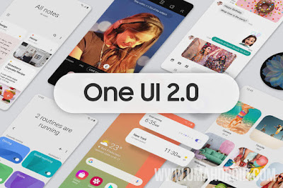 Samsung One UI 2.0 Berbasis Android 10