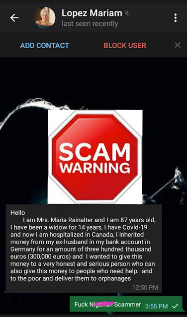 Traditional Scammer