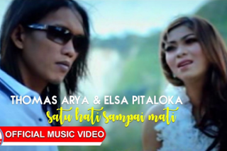 Thomas Arya & Elsa Pitaloka Satu Hati Sampai Mati Mp3