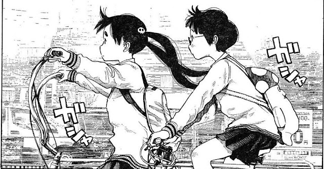 Actu Manga, Big Kana, Critique Manga, Dead Dead Demon's, Inio Asano, Kana, Manga,