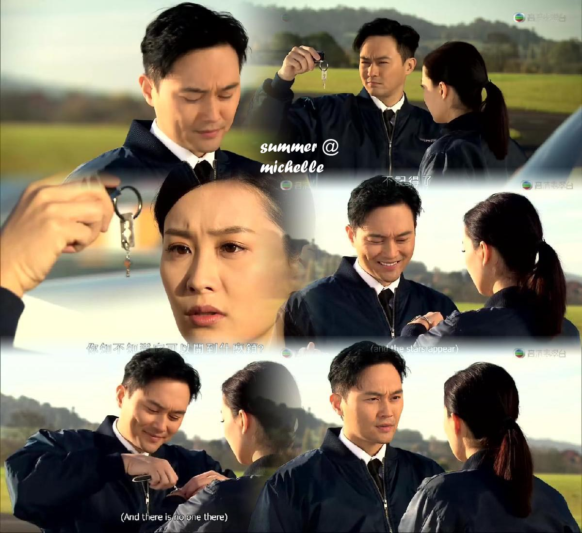 triumph in the skies tvb ending relationship