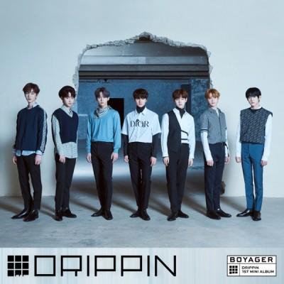 DRIPPIN - DRIPPIN 1st Mini Album [Boyager] (EP) (2020) -  Album Download, Itunes Cover, Official Cover, Album CD Cover Art, Tracklist, 320KBPS, Zip album