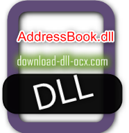 AddressBook.dll download for windows 7, 10, 8.1, xp, vista, 32bit