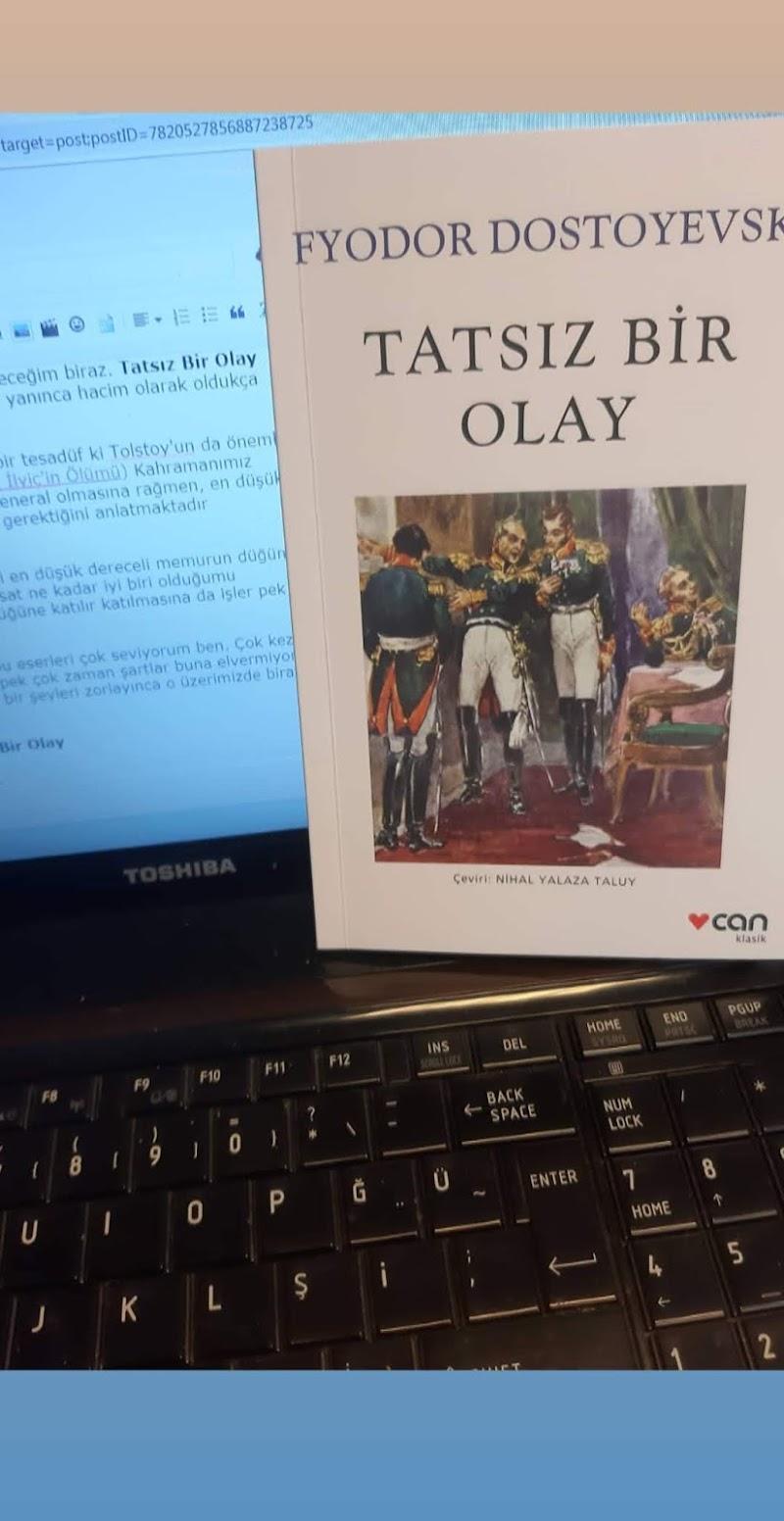 Tatsız Bir Olay - Dostoyevski - Kitap Yorumu