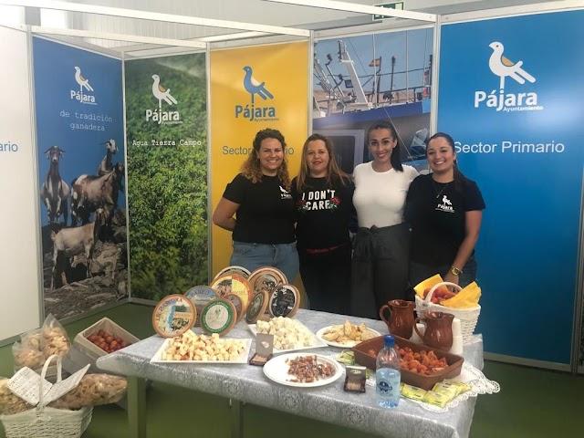 Fuerteventura.- Pájara homenajea a la Quesería de La Pared  en  FEAGA 2019