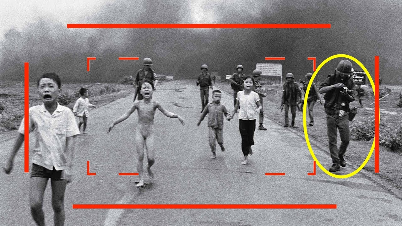 "Story Behind The The Terror of War: Nick Ut's ""Napalm Girl"" (1972)"