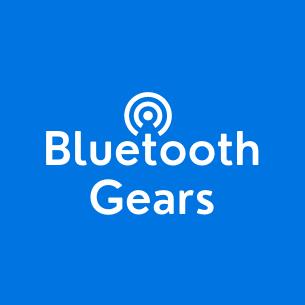 Bluetooth Gears Logo