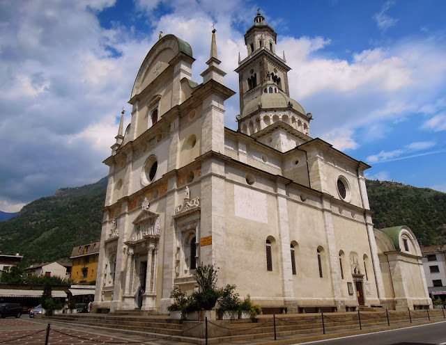 Santuario della Madonna di Tirano