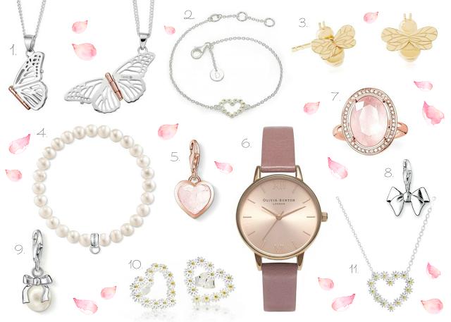 Christmas Jewellery Gift Guide 2016 | Mococo Wishlist