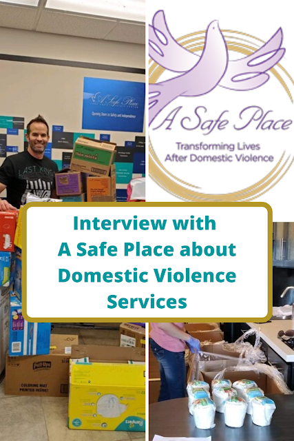 Interview with A Safe Place and Increased Protections and Services for Those Affected By Domestic Violence