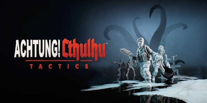 Achtung! Cthulhu Tactics PC Game Download