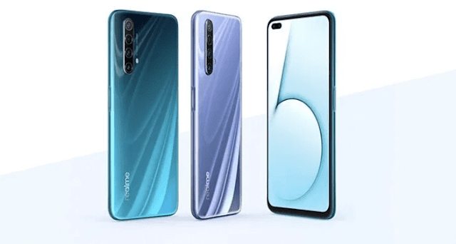 Realme X50 5G and X50 5G Master Edition is now official