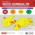 Bandeiras amarelas voltam a predominar em 84% dos municípios paraibanos na 23ª avaliação do Plano Novo Normal.