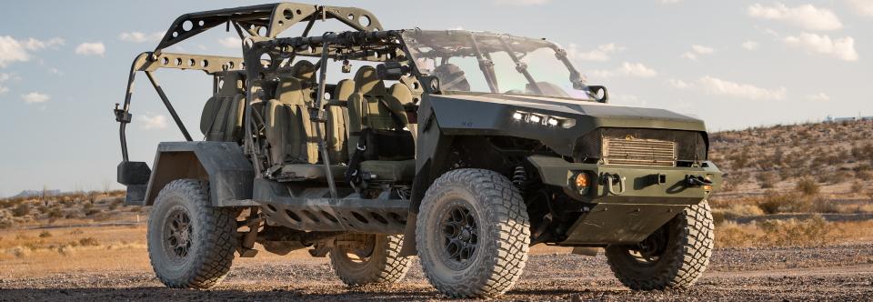 GM Defense постачатиме армії США надлегкі машин для піхоти