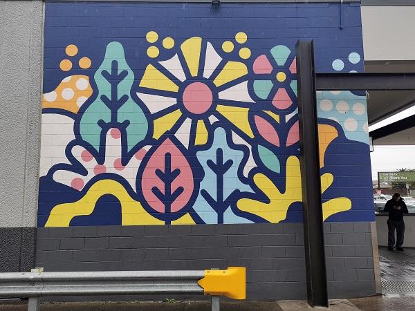 Street Art in Casula by Nico