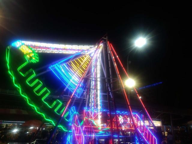 kora-kora jakarta fair 2019