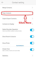 how to copy contacts from android mobile to sim