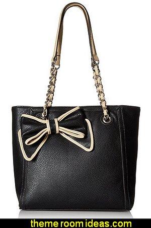 Jessica Simpson Scarlett Chain Tote Bag