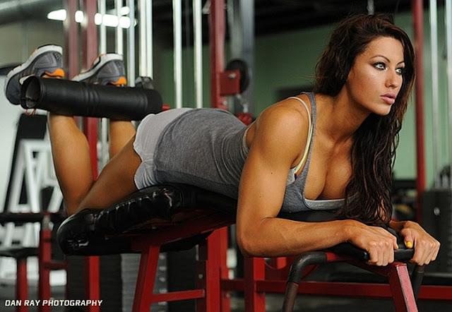Jodie Minear - IFBB Figure Pro