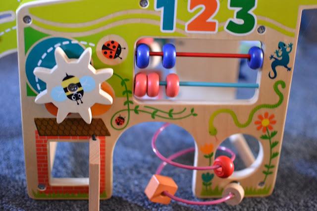 Peg Maze Toys