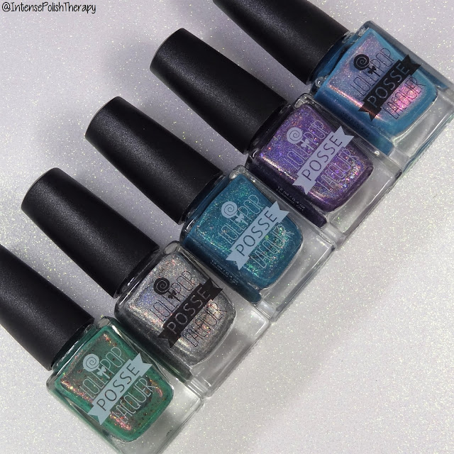 Lollipop Posse Lacquer | Small Batch Limited Edition Polishes