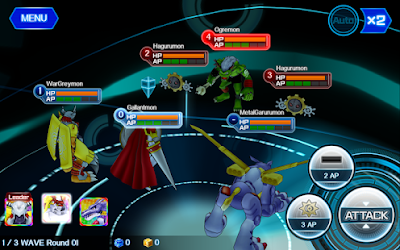 DigimonLinks Mod Apk Android