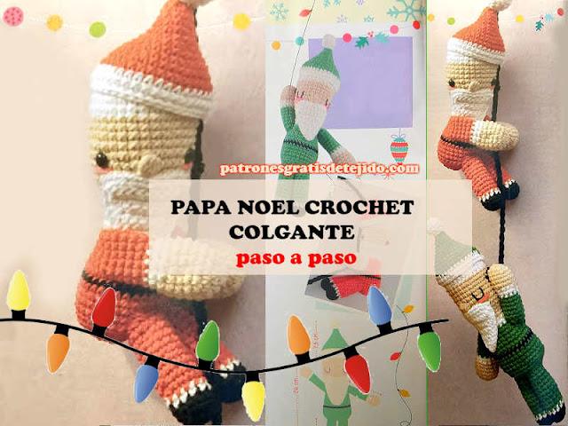 patrones-papa-noel-amigurumi-crochet