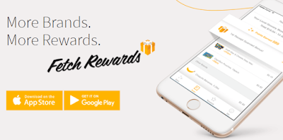 Fetch Rewards signup bonus points