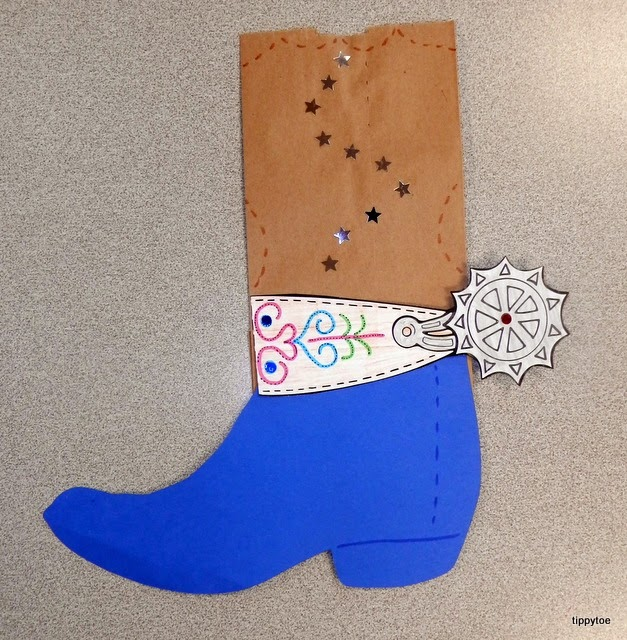 Cowboy Craft Ideas For Toddlers