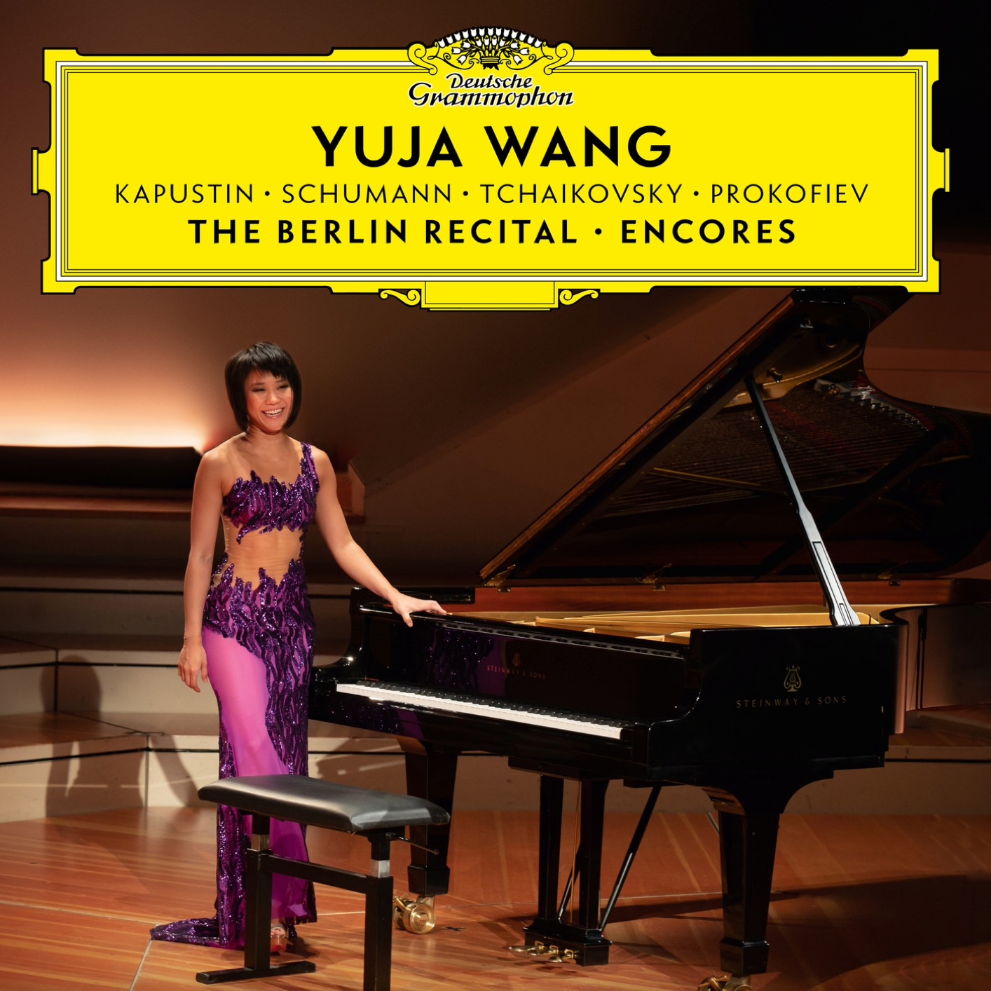 Yuja Wang Is One Of Those Exceedingly Rare Pianists To Have Become A Major International Presence By Her St Birthday Having Performed By Then With Such