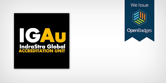 IndraStra Global Accreditation Unit (IGAu) - Open Badges
