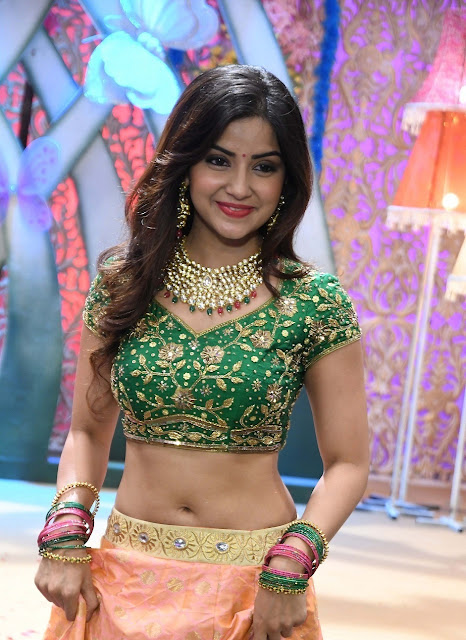 Kashmira Pardeshi Hot Actress Photoshoot Pics Navel Queens