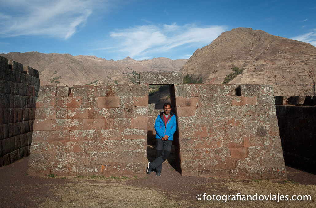 Ruinas incas de Pisac