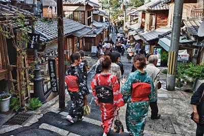 Budaya Jepang Unik dan Lestari