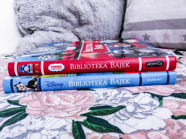 Czytam dziecku | Biblioteka bajek. Tomek i przyjaciele oraz Disney. O zwierzętach.