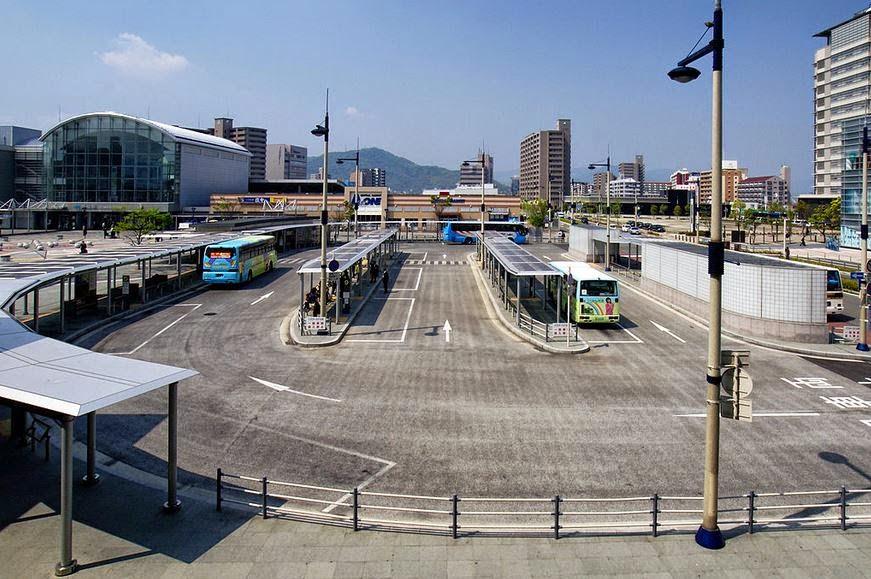 Mách bạn cách đi xe buýt ở Nhật Bản 4