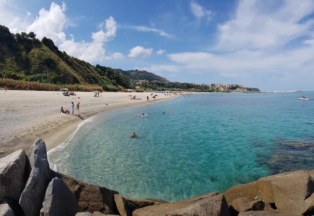 Spiaggia di Parghelia-Tropea