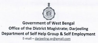 Application For the Post of Supervisor Darjeeling District Magistrate Office