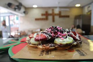 abbas waffle bahçelievler ankara menü fiyat waffle sipariş