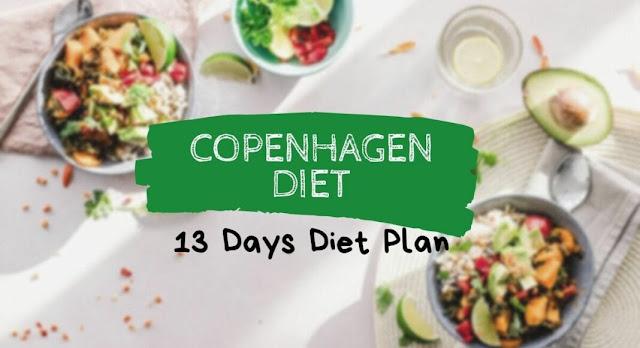 13 Day Copenhagen Diet
