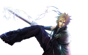 GAMES | FAMILY RENDERS: PNG-CLOUD STRIFE