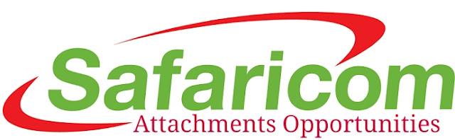 Safaricom attachments for students